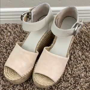 Marc Fisher Alida Wedge Espadrilles